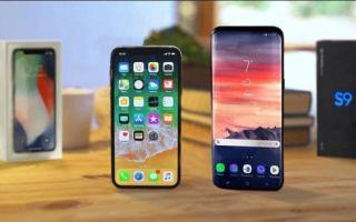 Samsung galaxy s9 провалил тест производительности