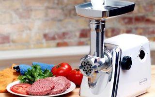 Как быстро и легко почистить мясорубку от жирного мяса?