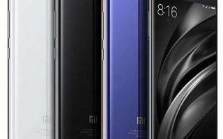Что лучше — xiaomi mi6 или iphone 7. сравнение смартфонов
