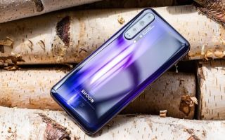 Honor 20 pro vs iphone 11 – сравнение смартфонов