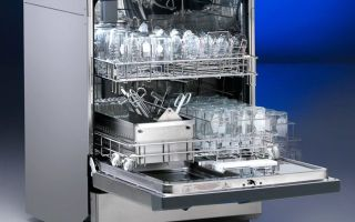 Ремонт протечки посудомоечной машины