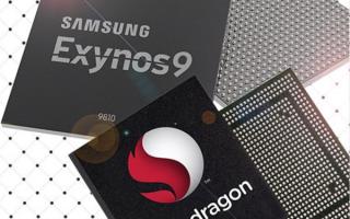 Обзор самых мощных мобильных процессоров для смартфонов