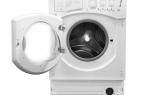 Рейтинг лучших стиральных машин «аристон»