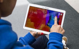 Рейтинг самых тонких и легких планшетов