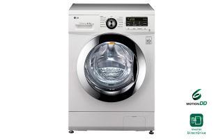Рейтинг лучших стиральных машин от lg