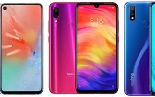 Samsung galaxy a40 vs redmi note 7 – что лучше выбрать? сравнение смартфонов