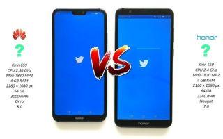 Huawei p20 lite или honor 8x – что лучше? сравнение смартфонов