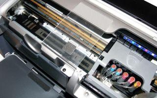 Как и чем почистить принтер? чистка головки