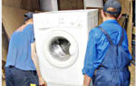 Куда поставить стиральную машину и куда деть старую?