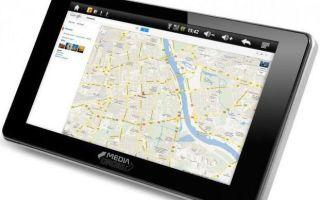 Рейтинг лучших планшетов-навигаторов