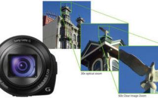 Что такое зум (zoom) в фотоаппаратах и для чего он нужен?