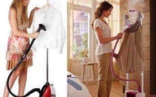 Что лучше: пароочиститель или паровая швабра?