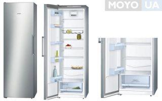 Рейтинг хороших холодильников марки «бош»