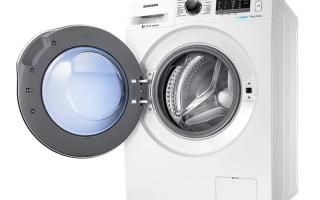 Рейтинг лучших стиральных машин марки «самсунг»