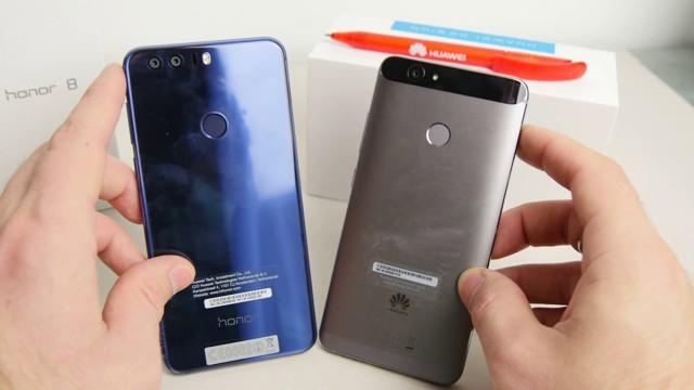 Сравнение смартфонов: huawei nova или honor 8 – какой лучше?