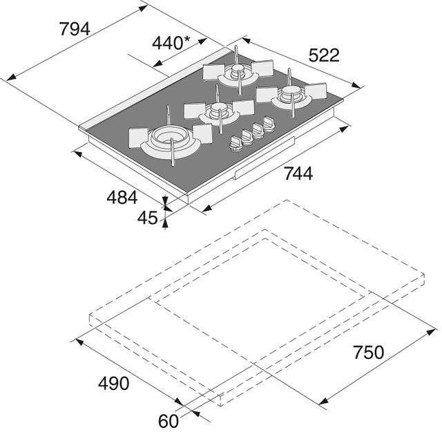 Какая варочная поверхность лучше: стеклокерамика или нержавейка?