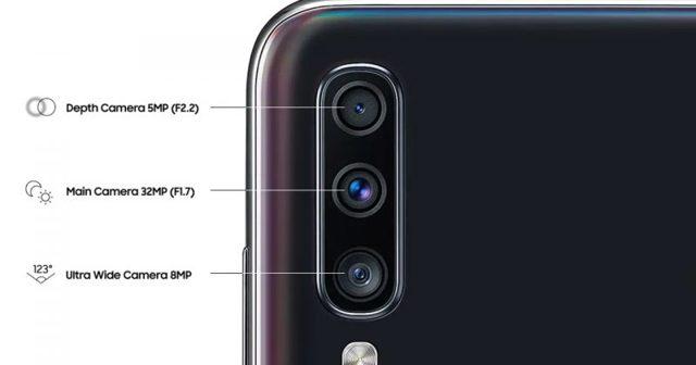 Обзор смартфона samsung galaxy a70, примеры фото на камеру