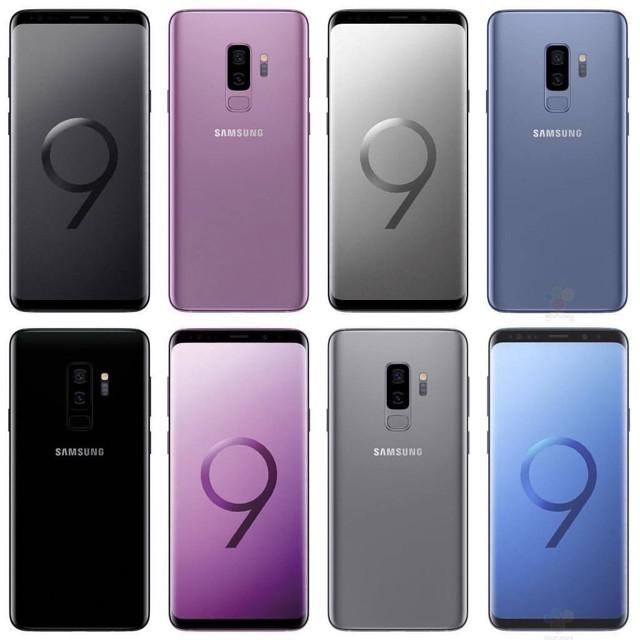 Флагман samsung galaxy s9 показали в официальных снимках