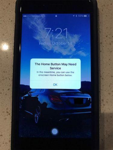 Новое обновление ios заблокировало тысячи iphone 8