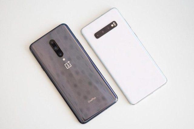 oneplus 7 pro vs samsung galaxy s10 plus – сравнение смартфонов