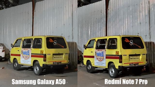 samsung galaxy a70 vs redmi note 7 – сравнение смартфонов