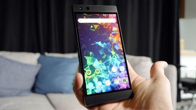 Обзор игрового смартфона razer phone 2, примеры фото на камеру
