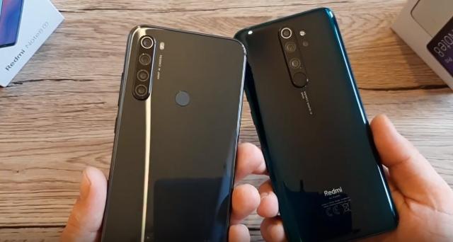 redmi note 8 vs note 8t – отличия, сравнение смартфонов