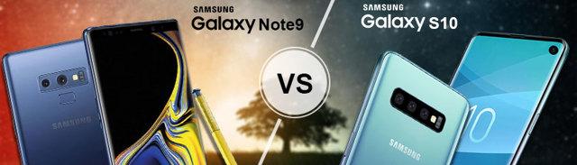 Сравнение смартфонов: samsung galaxy note 10 vs note 9