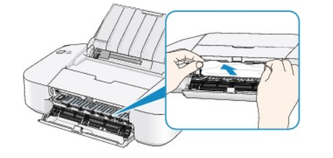 Как устранить замятие бумаги в принтере?