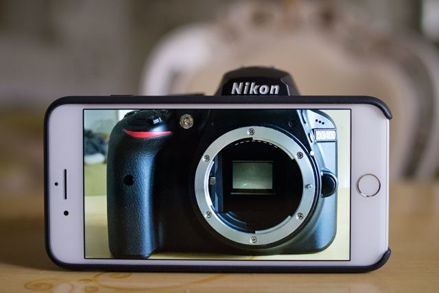 Что лучше телефон/смартфон или фотоаппарат? Сравнение