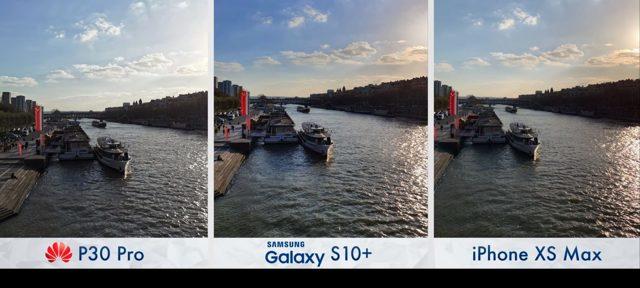 huawei p30 pro vs samsung galaxy s10+ – сравнение смартфонов