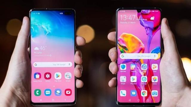 samsung galaxy note 10+ vs huawei p30 pro – сравнение смартфонов
