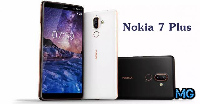 Телефоны nokia 9 и nokia 7 plus показали на «живых» фото
