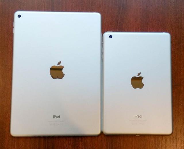 Сравнение планшетов ipad mini 3 и ipad air 2