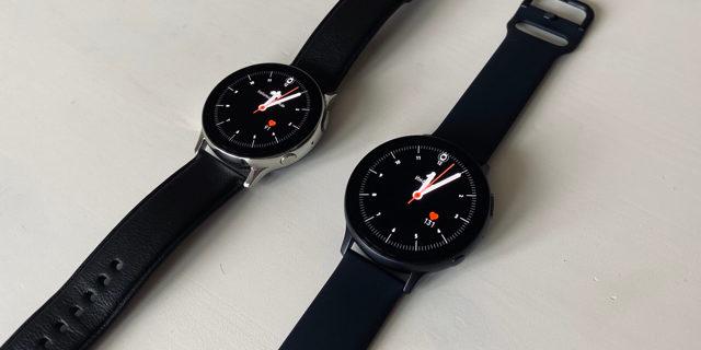 Обзор samsung galaxy watch active 2 – смарт часы на 4+