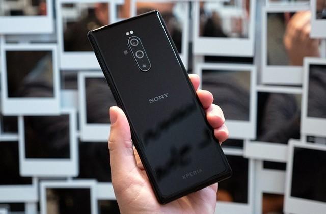 Дисплей sony xperia 1 будет все время работать в 4k