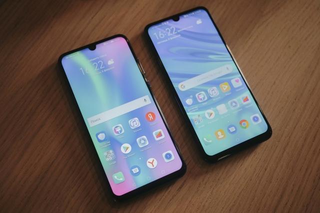 huawei p30 lite vs honor 10 – сравнение смартфонов