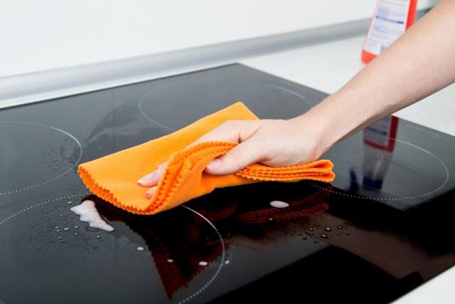 Обзор средств для чистки варочных поверхностей