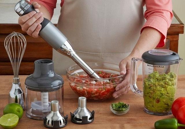 Рейтинг лучших погружных блендеров для кухни
