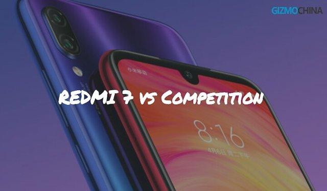 Аналоги redmi note 7, сравнение с конкурентами