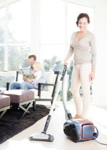 Какой уровень шума пылесоса и что на него влияет?