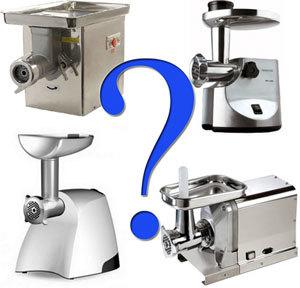 Кухонный комбайн или мясорубка - что лучше выбрать?