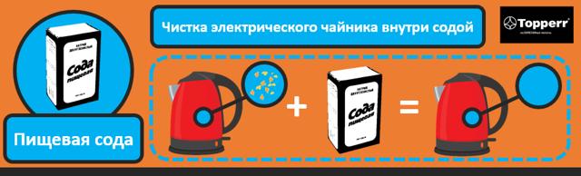 Как почистить электрочайник от накипи? Инструкция и советы
