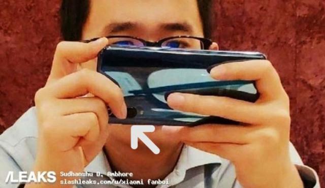 Появились «живые» фото нового флагмана xiaomi mi 9