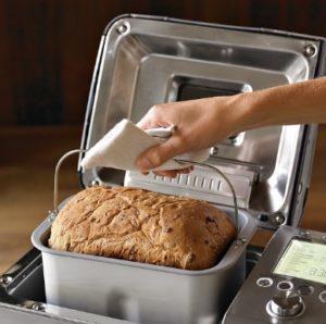 Как работает хлебопечка? Как она устроена?