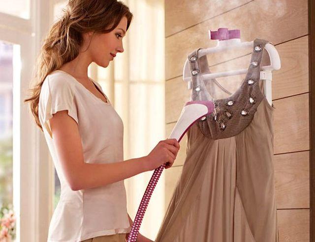 Недостатки и преимущества отпаривателей для одежды