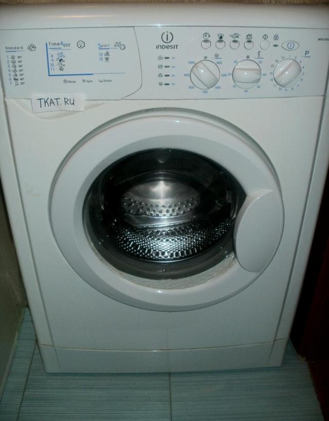 Какая стиральная машина Индезит лучше?