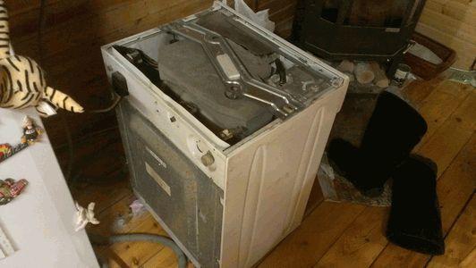 Замена подшипника в стиральной машине candy: инструкция и видео
