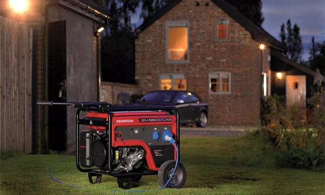 Лучшие бензиновые генераторы для дачи и дома: ТОП моделей