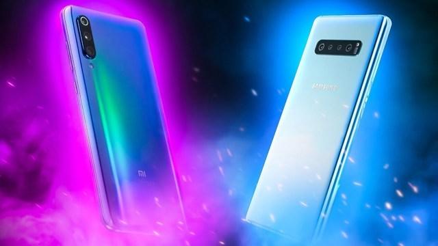xiaomi mi 9 или samsung galaxy s10 – Сравнение смартфонов